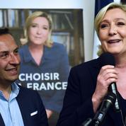 Européennes: Sébastien Chenu ouvre la voie à une tête de liste FN issue de la société civile