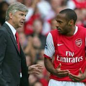 Arsène Wenger reprend de volée Thierry Henry