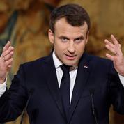 Emmanuel Macron annonce un projet de loi contre les «fake news» sur Internet