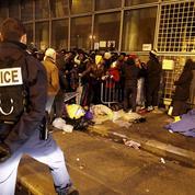 Migrants: bientôt une issue pour le «trottoir des 40.000»