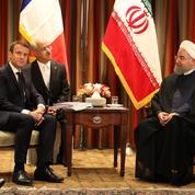 Rohani demande à Macron d'agir contre les Moudjahidins du peuple