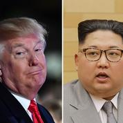 Trump a un «plus gros et plus puissant» bouton nucléaire que Kim Jong-un