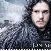 La poste britannique rend hommage à la série «Game of Thrones»