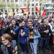 Il y a eu moins de grèves en France en 2017