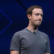 Facebook: Zuckerberg reconnaît avoir fait «trop d'erreurs» et veut corriger le tir