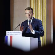 Macron veut «dépassionner» les débats autour de l'islam