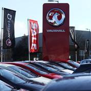 Les Anglais achètent moins de voitures