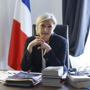 Marine Le Pen veut changer le nom de son parti
