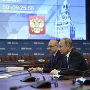 Présidentielle en Russie : record de candidatures face à Poutine