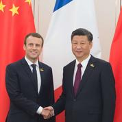 Macron à Pékin en quête de rééquilibrage