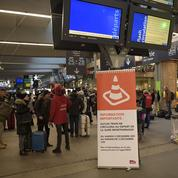 SNCF : plus de voyageurs en 2017 mais aussi plus de retards