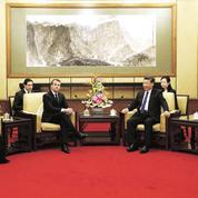 Emmanuel Macron veut rééquilibrer la relation franco-chinoise