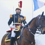 «Vésuve de Brekka», le cheval offert par Emmanuel Macron à Xi Jinping