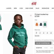 H&M crée la polémique avec une photo jugée raciste