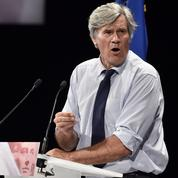 L'ex-ministre Stéphane Le Foll candidat à la tête du PS