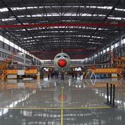 Airbus poursuit son offensive en Chine