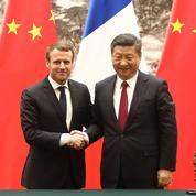 Macron officialise un Centre Pompidou à Shanghai