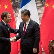 Macron ne veut pas «donner des leçons» à la Chine sur le respect des droits de l'homme
