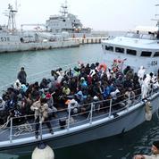 Une centaine de migrants portés disparus en Méditerranée