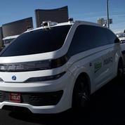 Nous sommes montés à bord du premier taxi autonome français