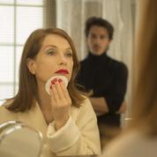 Premières images d'Eva ,le nouveau film d'Isabelle Huppert