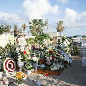 À Saint-Barth, toujours des Fleurs d'amour et d'amitié pour Johnny Hallyday