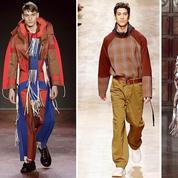 Mode homme : Londres, place des jeunes talents