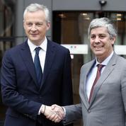 Le nouveau président de l'Eurogroupe sur la ligne de Macron