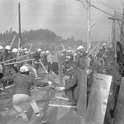 Il y a cinquante ans au Japon, paysans et ultragauche contre l'aéroport de Narita