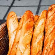 Baguette[ba-guê-t'] n. f. La mie de tous les Français