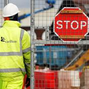 Carillion, faillite géante dans le BTP britannique