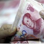 Le poids du yuan s'accroît dans les réserves des banques centrales