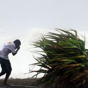 Le cyclone Berguitta arrive sur l'île de La Réunion