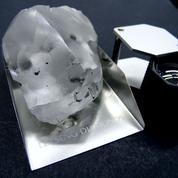 Découverte du 5ème plus gros diamant du monde
