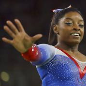 La gymnaste américaine Simone Biles révèle avoir été abusée par l'ex-médecin de son équipe