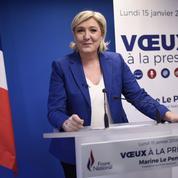 Marine Le Pen rattrapée par les ratés de la présidentielle
