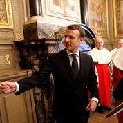 Macron plaide pour la mise en place «massive» de peines alternatives