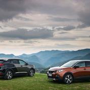 La performance exceptionnelle de Peugeot sauve l'année de PSA