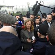 Crise des prisons : Nicole Belloubet chahutée par les syndicats