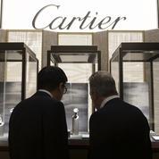 Cartier, moteur du retour en forme de Richemont