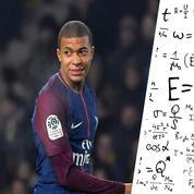 Mbappé et Payet sujets d'un exercice de mathématiques