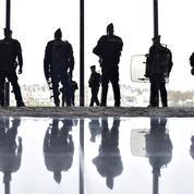 Abandon du projet d'aéroport à Notre-Dame-des-Landes : les forces de l'ordre sont déployées