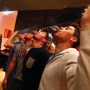 Les Russes boivent désormais moins que les Français