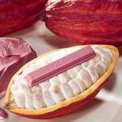 Nestlé lance son KitKat au chocolat rose