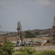 À Gaza, Israël construit un mur antitunnels