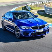 BMW M5, le tonnerre de Munich
