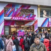 En Chine, «le modèle économique change lentement»