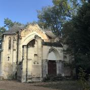 Une chapelle du XIXe siècle à vendre et «à emporter»