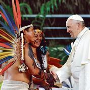 L'hymne du Pape à l'Amazonie