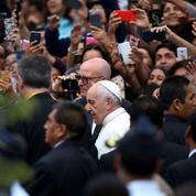 Au Chili, la popularité du Pape a été écornée pour la première fois